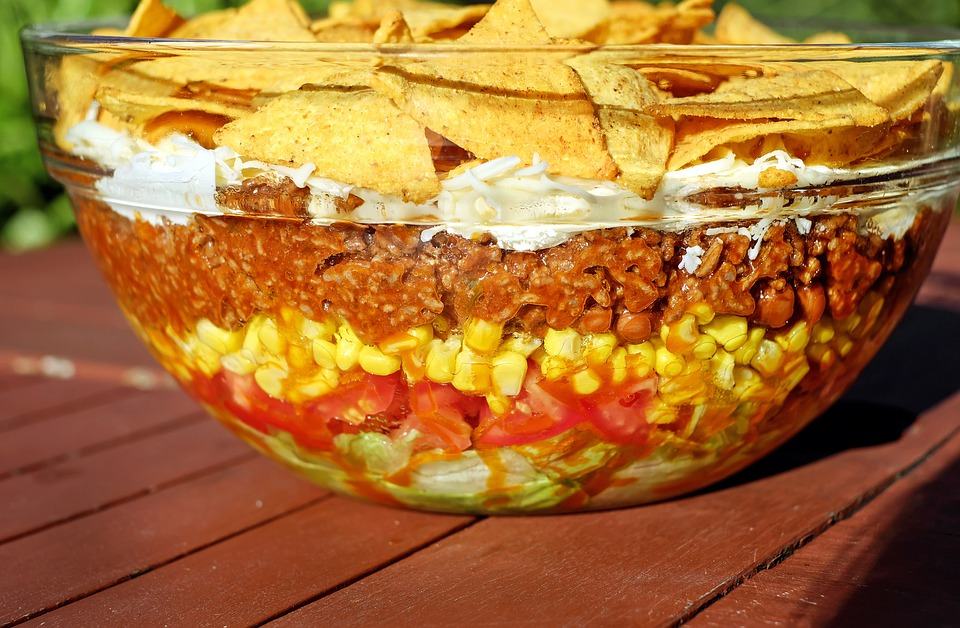 Mexican Style Party Food